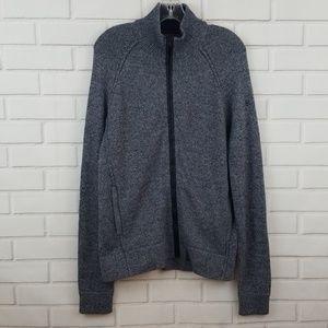 Victorinox Cotton Blend Full Zip Sweater